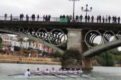 Femenino regata Sevilla - Betis54