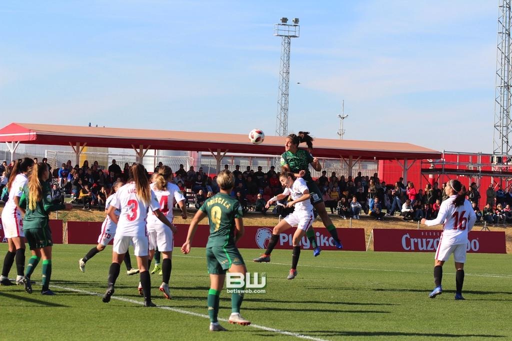 J15 – Sevilla Fc Fem - Real Betis Fem 138