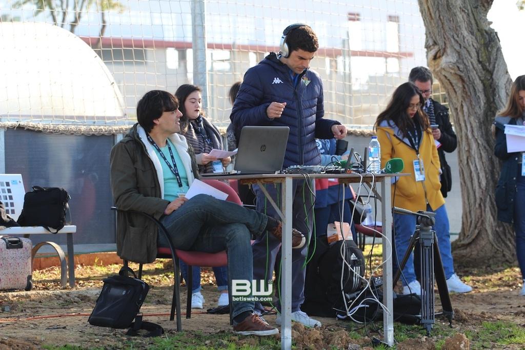 J15 – Sevilla Fc Fem - Real Betis Fem 18