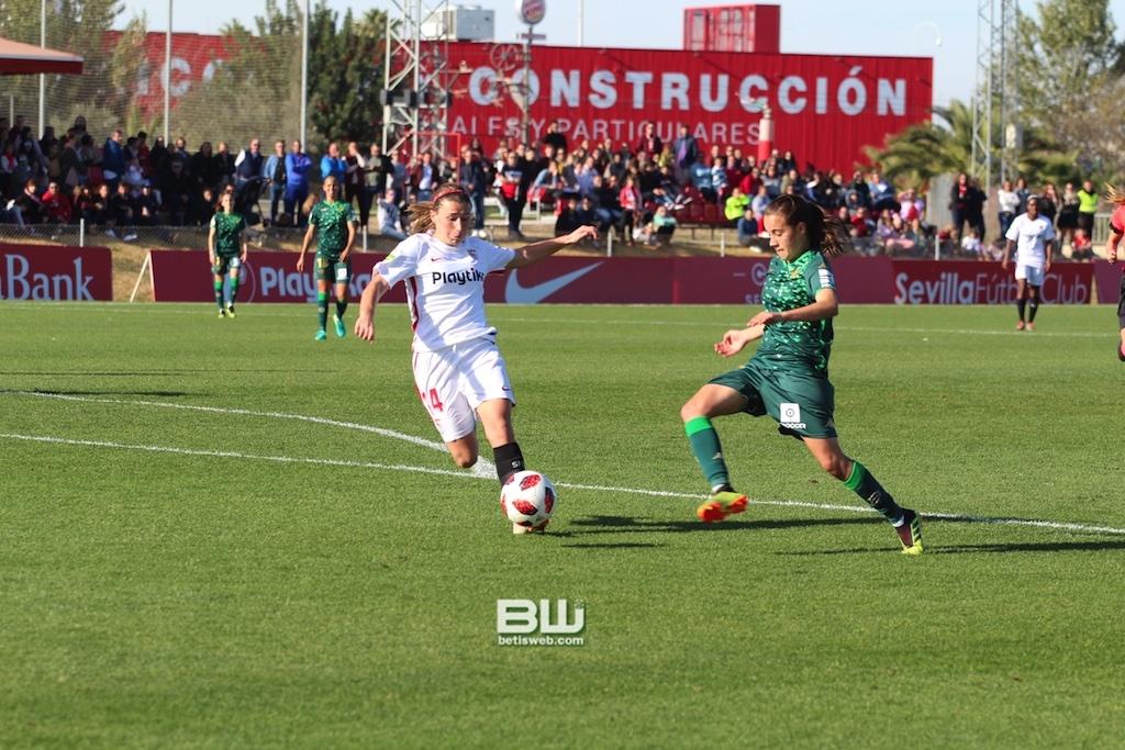 J15 – Sevilla Fc Fem - Real Betis Fem 218