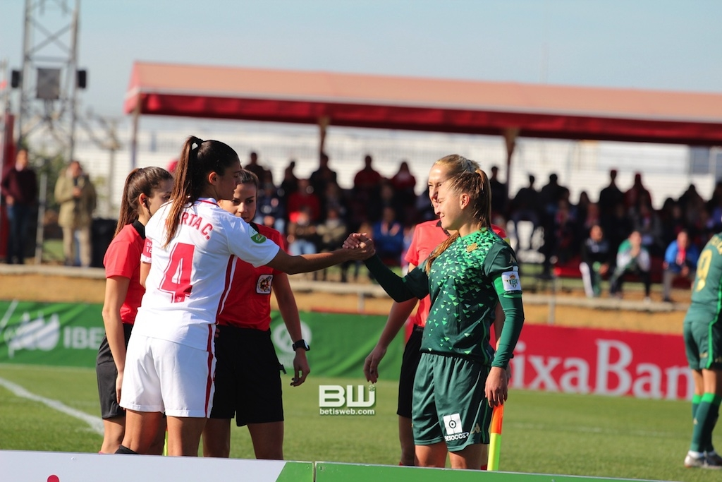 J15 – Sevilla Fc Fem - Real Betis Fem 37