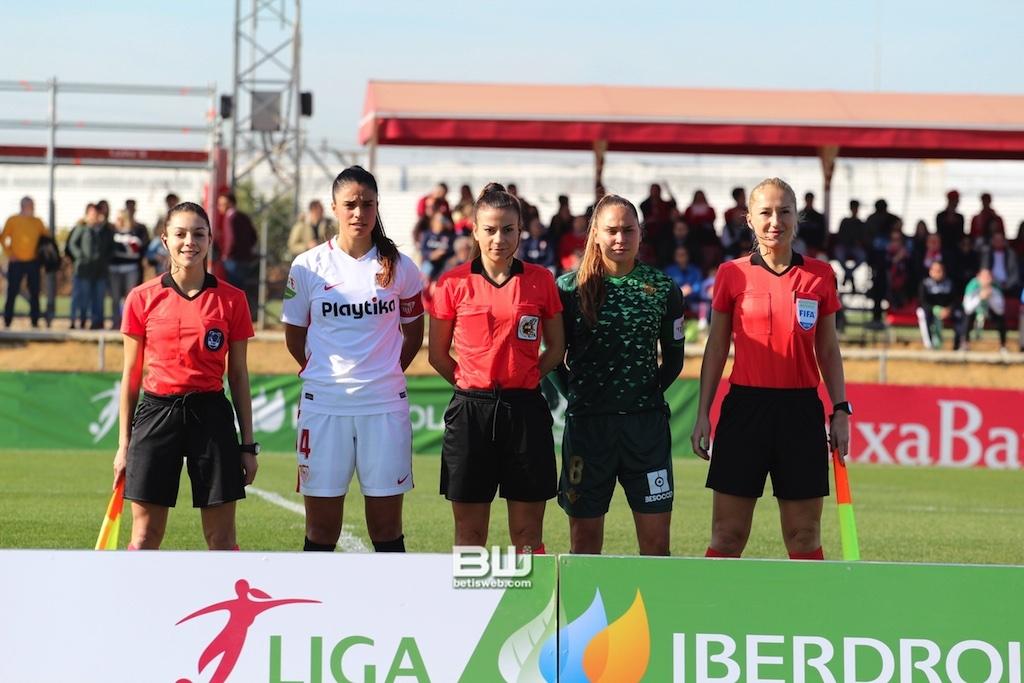 J15 – Sevilla Fc Fem - Real Betis Fem 38