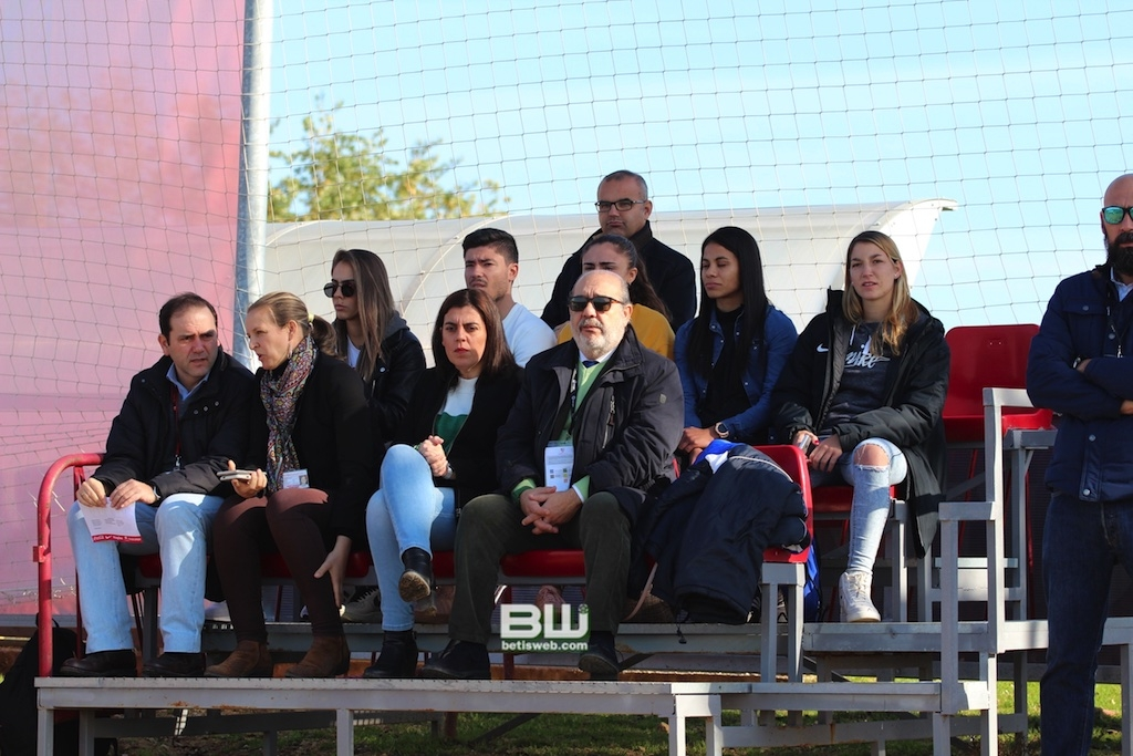 J15 – Sevilla Fc Fem - Real Betis Fem 41