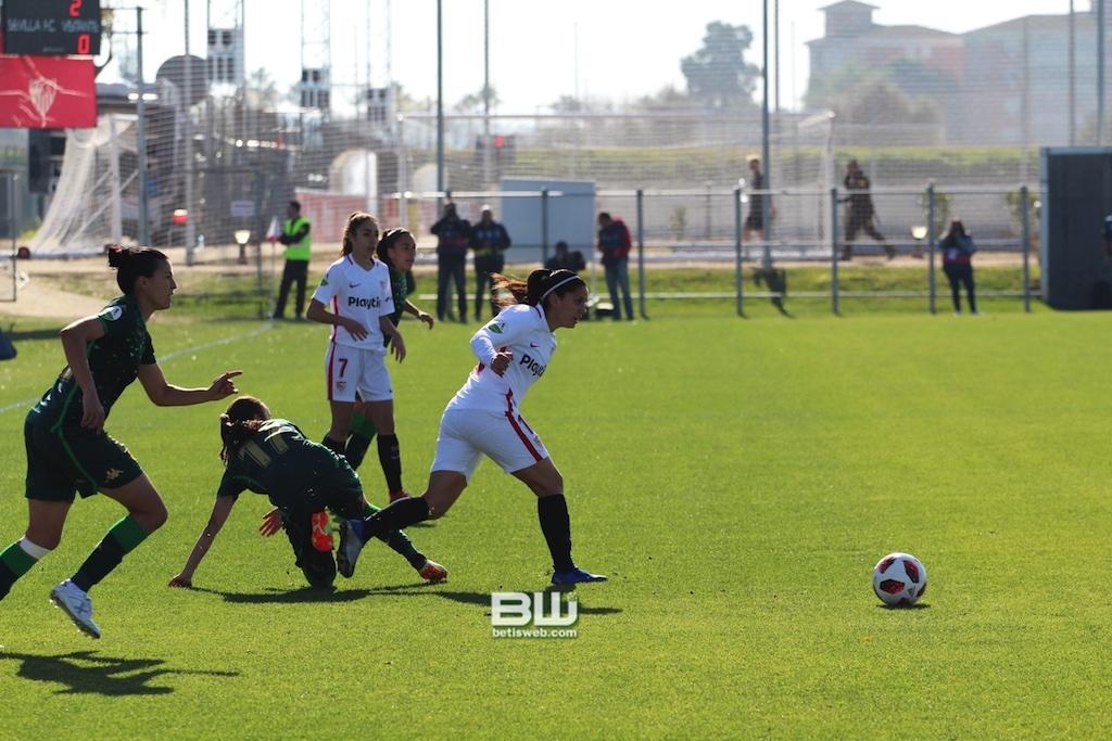 J15 – Sevilla Fc Fem - Real Betis Fem 51