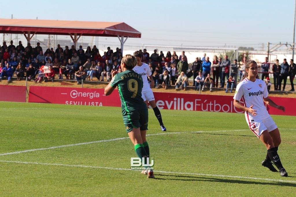 J15 – Sevilla Fc Fem - Real Betis Fem 54