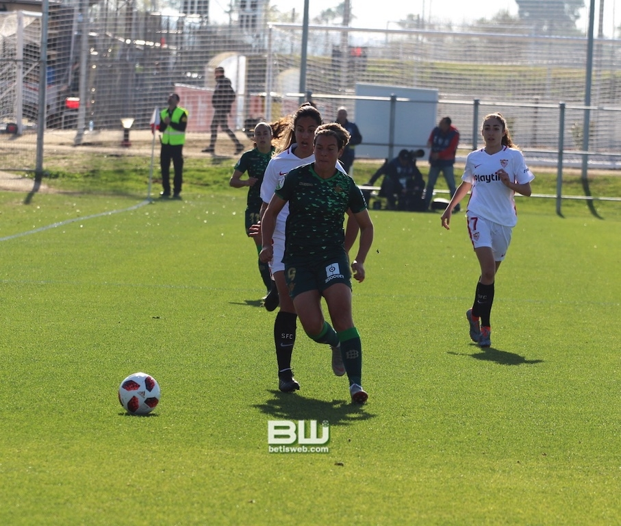 J15 – Sevilla Fc Fem - Real Betis Fem 56