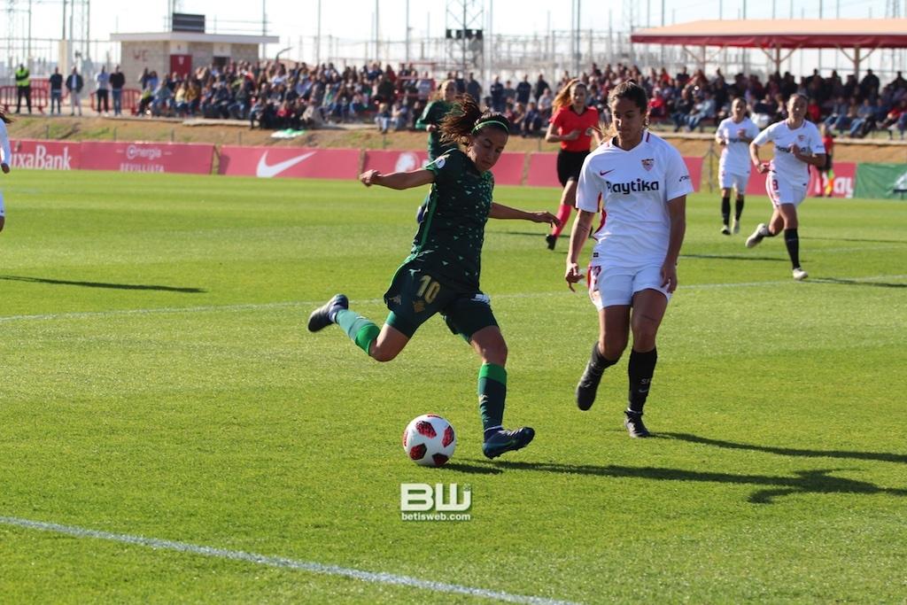 J15 – Sevilla Fc Fem - Real Betis Fem 72