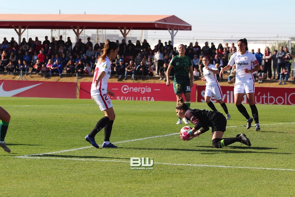 J15 – Sevilla Fc Fem - Real Betis Fem 73