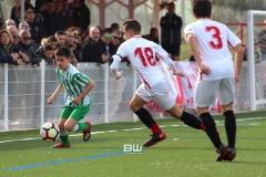Sevilla - Betis - Infantil B 88