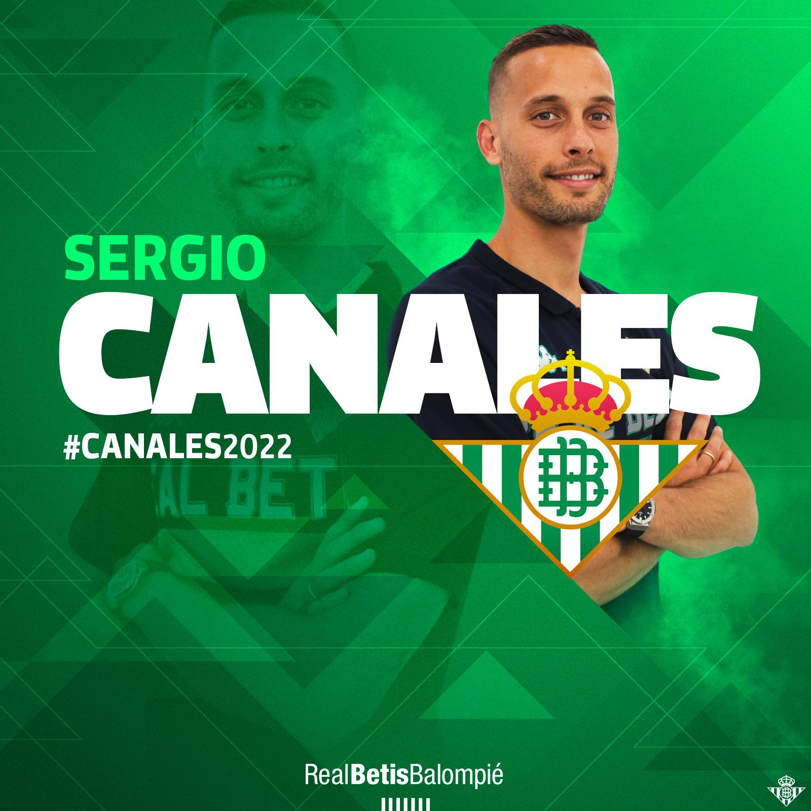 Camiseta Real Betis Canales